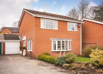 Burley Lane, Quarndon, Derbyshire DE22. 4 bed detached house for sale