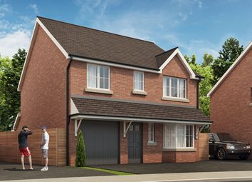 Thumbnail 4 bed detached house for sale in St Dominic's Place, Hartshill Road, Stoke On Trent
