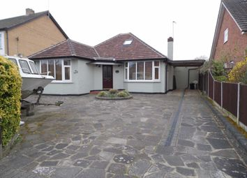 Thumbnail 3 bed detached house for sale in Lower Church Road, Benfleet