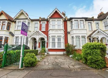 Thumbnail 4 bed terraced house for sale in Belmont Road, Ilford