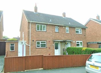 Thumbnail 3 bed semi-detached house for sale in Hereford Road, Meole Brace, Shrewsbury
