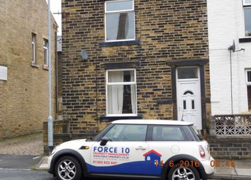 Thumbnail 2 bed end terrace house to rent in Woodside View, Boothtown, Halifax