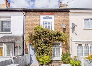 Thumbnail 2 bedroom terraced house for sale in Victor Road, Teddington