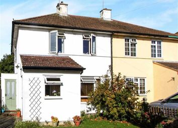 Thumbnail 2 bed semi-detached house for sale in Harridge Road, Leigh On Sea, Essex