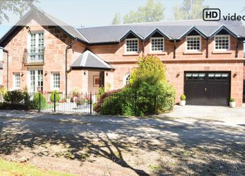 Thumbnail 4 bed detached house for sale in Mill Road, Bothwell, Glasgow
