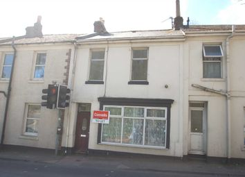 Thumbnail 3 bed terraced house to rent in Hele Road, Torquay