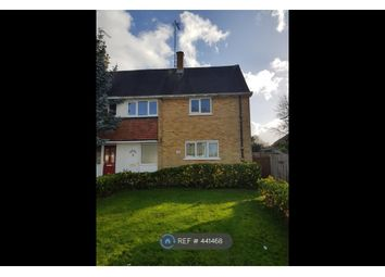 Thumbnail 3 bed semi-detached house to rent in Lindal Crescent, Enfield