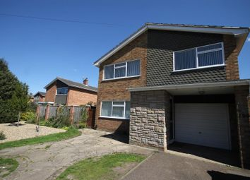 Thumbnail 3 bed detached house to rent in Spixworth Road, Old Catton, Norwich