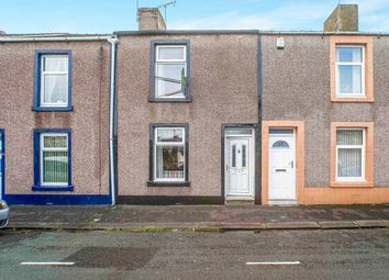 Thumbnail 2 bed terraced house for sale in Pilgrim Street, Workington
