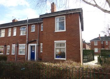 Thumbnail 2 bed flat for sale in Aldbro Street, Hull