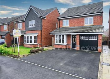 Thumbnail 4 bed property for sale in Radcliffe Drive, Leyland