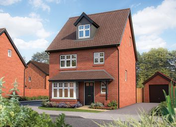 """Thumbnail 3 bed semi-detached house for sale in """"The Willow"""" at Warwick Road, Kenilworth"""