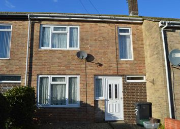 Thumbnail 2 bed terraced house to rent in Dwelly Close, Chard
