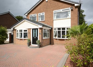 Thumbnail 4 bedroom detached house for sale in Fairmount Road, Swinton, Manchester