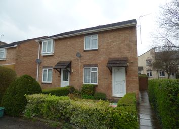 Thumbnail 3 bed end terrace house to rent in Spring Close, Newton Abbot