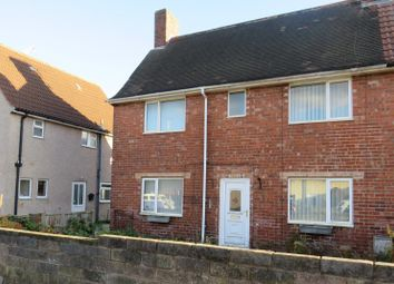 Thumbnail 3 bed semi-detached house for sale in Forest Road, Clipstone Village, Mansfield, Nottinghamshire