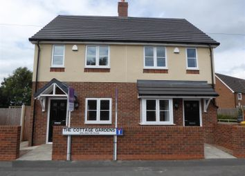 Thumbnail 2 bedroom semi-detached house for sale in Wellington Road, Muxton, Telford