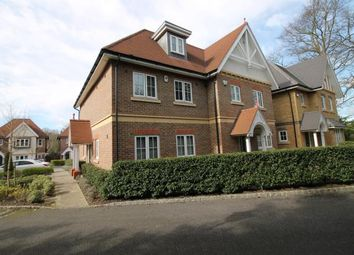 Thumbnail 4 bed semi-detached house for sale in Camberley, Surrey