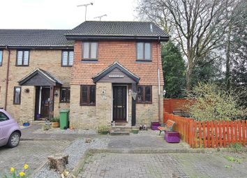Thumbnail 1 bed end terrace house for sale in West End, Woking, Surrey