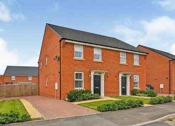 Thumbnail 3 bed semi-detached house for sale in St Georges Way, Durham