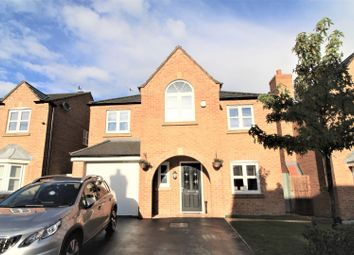 Thumbnail 4 bed detached house for sale in Avocet Avenue, Liverpool