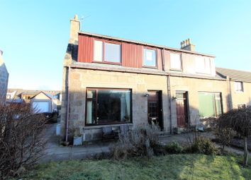 Thumbnail 4 bed semi-detached house for sale in North Street, Inverurie