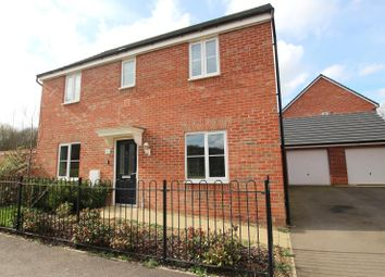 Thumbnail 4 bedroom detached house to rent in Tilman Drive, Hempsted