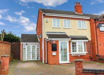 Thumbnail 4 bed semi-detached house for sale in Lark Meadow Drive, Kingshurst