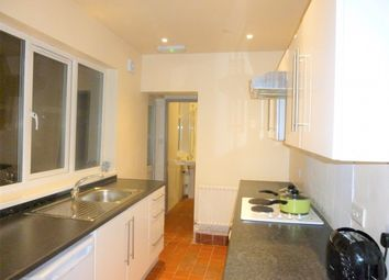 Thumbnail 2 bed terraced house to rent in Warrington Road, Stoke-On-Trent, Staffordshire