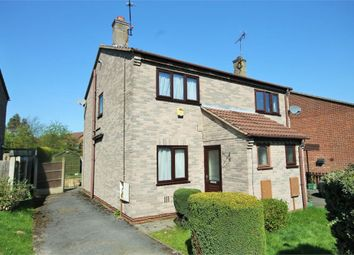 Thumbnail 2 bed semi-detached house to rent in Cranswick Close, Mansfield Woodhouse, Mansfield