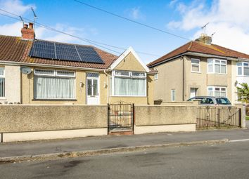 Thumbnail 3 bed semi-detached bungalow for sale in Northville Road, Horfield, Bristol