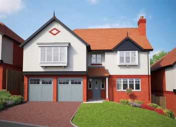 Thumbnail 4 bed detached house for sale in The Canterbury, Kingswood Manor, Woolton