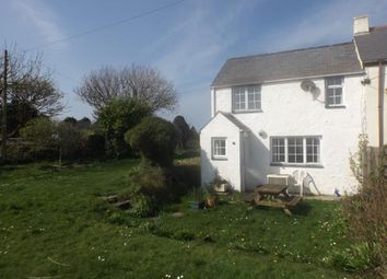 Thumbnail 2 bed semi-detached house for sale in Higher Trevellas, St. Agnes, Cornwall