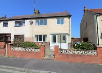 Thumbnail 3 bed semi-detached house for sale in Manor Drive, Cleveleys