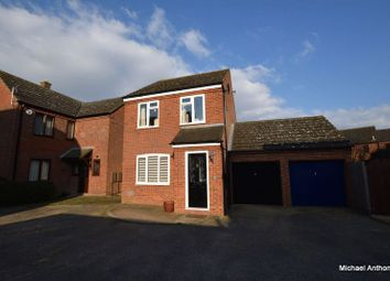 Thumbnail 3 bed detached house for sale in Salisbury Grove, Giffard Park, Milton Keynes