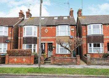 Thumbnail 4 bedroom semi-detached house for sale in Horsham, West Sussex