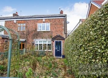 Thumbnail 2 bed cottage for sale in Moorside Road, Flixton