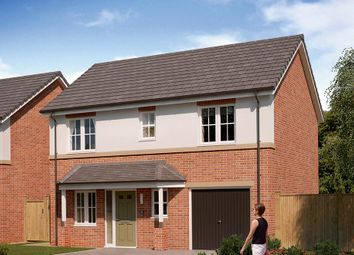 "Thumbnail 3 bed detached house for sale in ""The Morton"" at Markle Grove, East Rainton, Houghton Le Spring"
