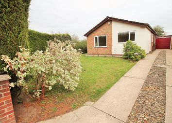 Thumbnail 2 bed detached bungalow for sale in Castleton Close, Ravenshead, Nottingham