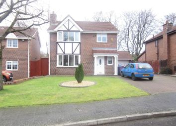 Thumbnail 4 bed detached house for sale in Dalegarth Avenue, Liverpool