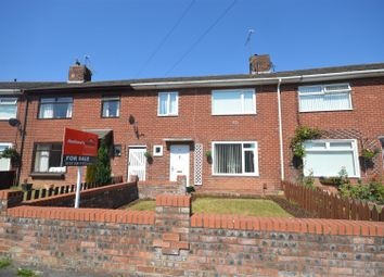 Thumbnail 3 bed terraced house for sale in Hawkins Road, Neston
