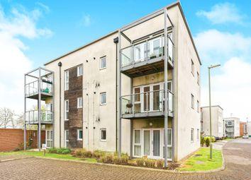 Thumbnail 2 bed flat for sale in Tenzing Gardens, Basingstoke
