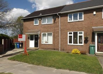Thumbnail 2 bed terraced house for sale in Mersey Square, Whitefield, Manchester, Greater Manchester