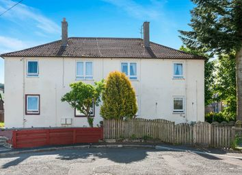 Thumbnail 2 bed flat for sale in Castle Croft, Dalmellington, Ayr