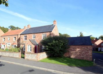 Thumbnail 4 bed detached house for sale in Longland Lane, Whixley, York