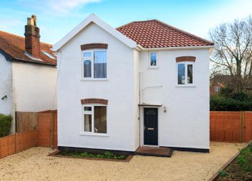 Thumbnail 3 bedroom detached house for sale in Plumstead Road, Norwich