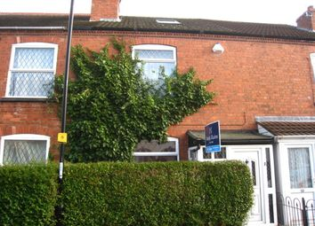 Thumbnail 3 bed terraced house for sale in Woolgrove Street, Coventry