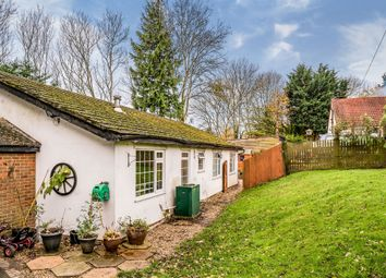 Thumbnail 4 bed detached bungalow for sale in Bullocks Farm Lane, Wheeler End, High Wycombe