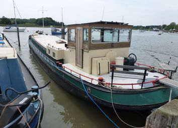 Thumbnail 2 bedroom houseboat for sale in Ferry Quay, Woodbridge