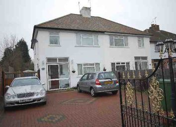 Thumbnail Semi-detached house to rent in Westlea Avenue, Watford